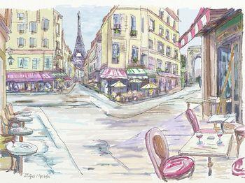 01パリの街角(作品)s.jpg